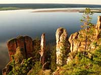 The outline of sacred geography of Yakutia